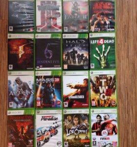 Продам игры комплект 12 игр за 3000 или по одной.