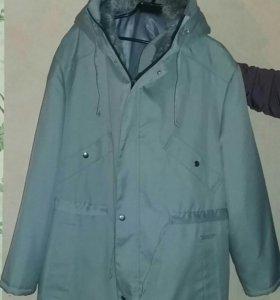 Куртка мужская размер 164-108-100