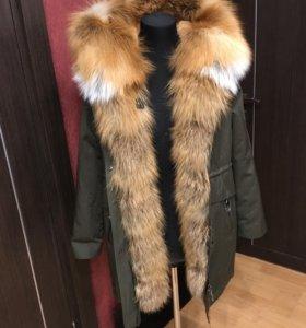 куртка парка,парка куртка