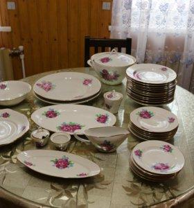 ПОСУДА тарелки, блюдца, кружки и т.д.