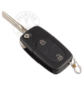 Ключ/корпус/болванка Audi A2/3/4/6/8/TT 97-06 VW