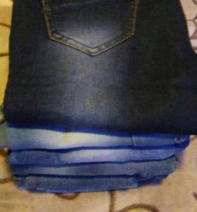 Продам джинсы 1 пара 300руб