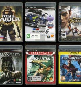24 диска, игры для Sony PlayStation 3