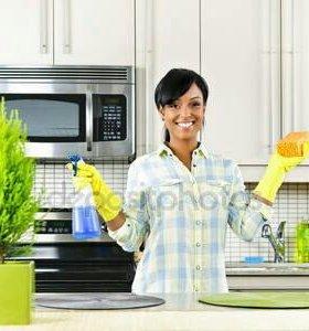 Помощь по хозяйству,уборка