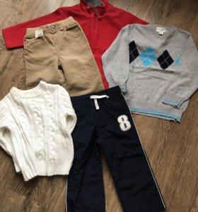 Детская одежда 3,4 года