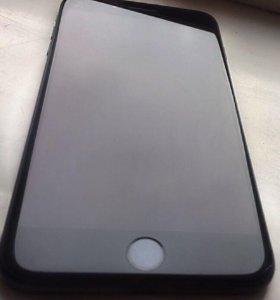 Продам IPhone 7 Plus (чёрный, матовый)