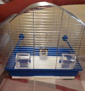 Клетка для птиц, попугая.