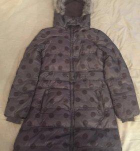 Пальто демисезонное (зимнее) для девочки