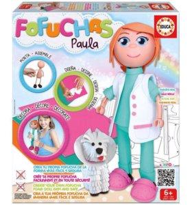 Fofuchas Paula-набор для творчества.