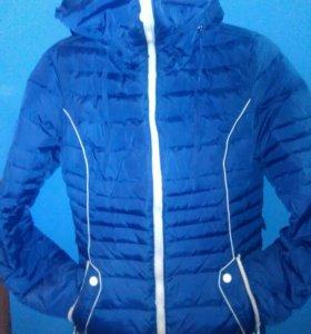 Пуховик-куртка зимний
