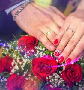 Свадебная фотосъёмка.Фотограф