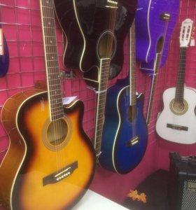 Гитара любая