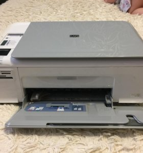 Hp photosmart c4343 all in one