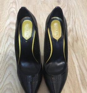 Туфли натур.кожа р.38