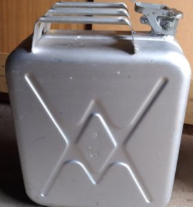 Аллюминивые канистры под бензин 20л