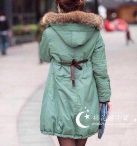 куртка демисезонная, можно беременным