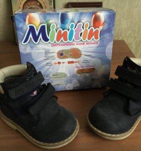 Ботиночки Minitin