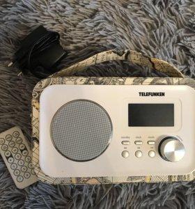 Радио ( магнитофон )