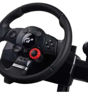 руль для пк driving force gt