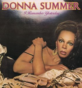 LP Donna Summer – I Remember Yesterday - 1977