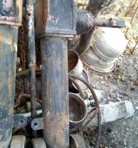 Ноги для полуприцепа(прицепа),сцепка,грузовик