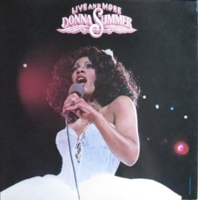 Donna Summer – Live And More (2 x LP) - 1978
