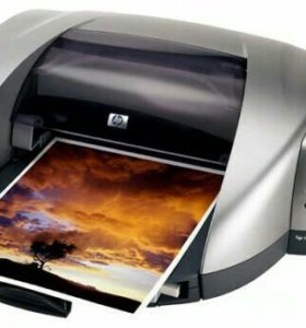 HP Deskjet 5550 цветной струйный