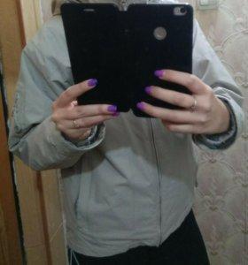 Зимняя куртка+ветровка (трансформер).Торг