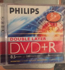 DVD+R 8,5Gb
