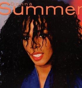 LP Donna Summer – Donna Summer - 1982