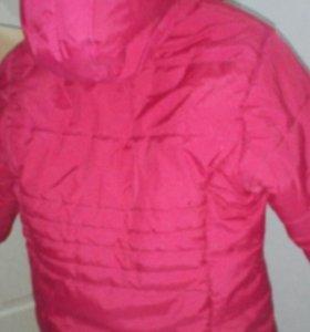 Куртка осенняя р.96