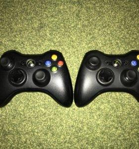 Xbox 360 с играми (23 игры)