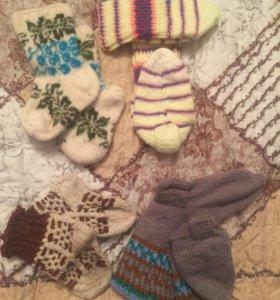 Тёплый носки