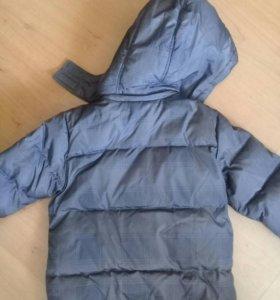 Зимняя куртка для мальчика 98 размер