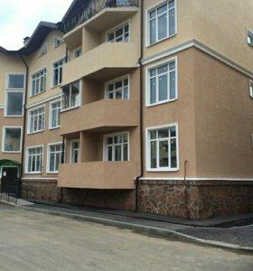 Квартира, свободная планировка, 43.2 м²