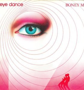 LP Boney M - Eye Dance - 1985