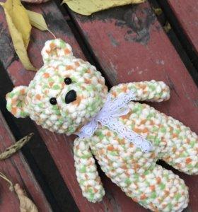 Медвежонок Зефирный Hand Made