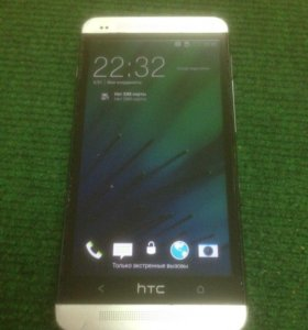 Смартфон HTC One Dual SIM