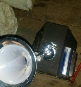 Электроклапаный воздушный Сигнал