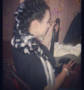 Плетение/Причёски/Укладки