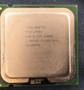 Процессор Intel Pentium 4 (630)