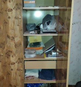 шкаф 3х створчатый