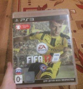 Fifa 17 на PS3
