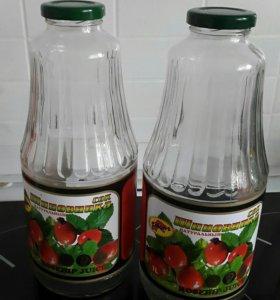 Бутылки для сока,компота