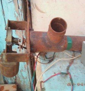 Оборудование для отопления домовладения шелухой се