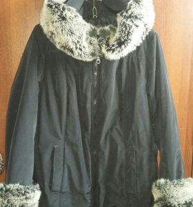 Демисезонная куртка 54 р