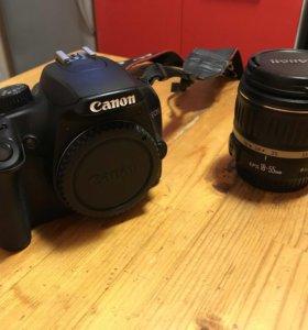 Продам Canon EOS 1000d и гелиос 44м