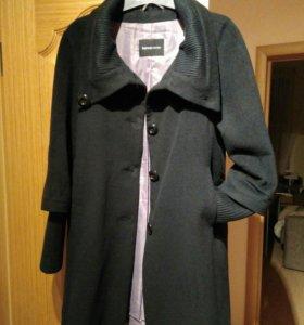 Пальто Lauren Vidal  шерстяное