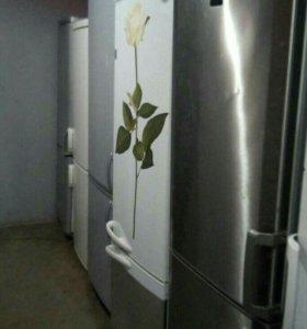 Холодильники б/у ГАРАНТИЯ