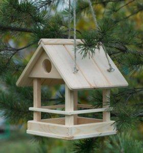 Кормушки для птиц оптом